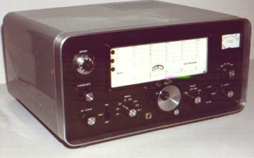 W8ZR Communications Receiver