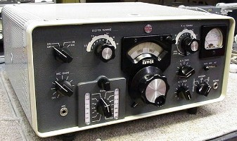 Collins KWM-2A Transceiver